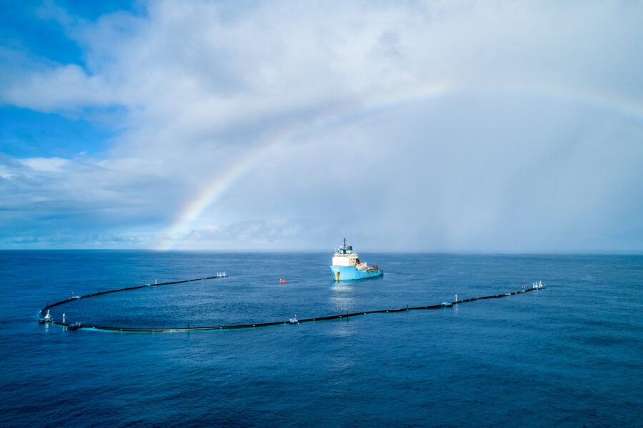@The Ocean Cleanup
