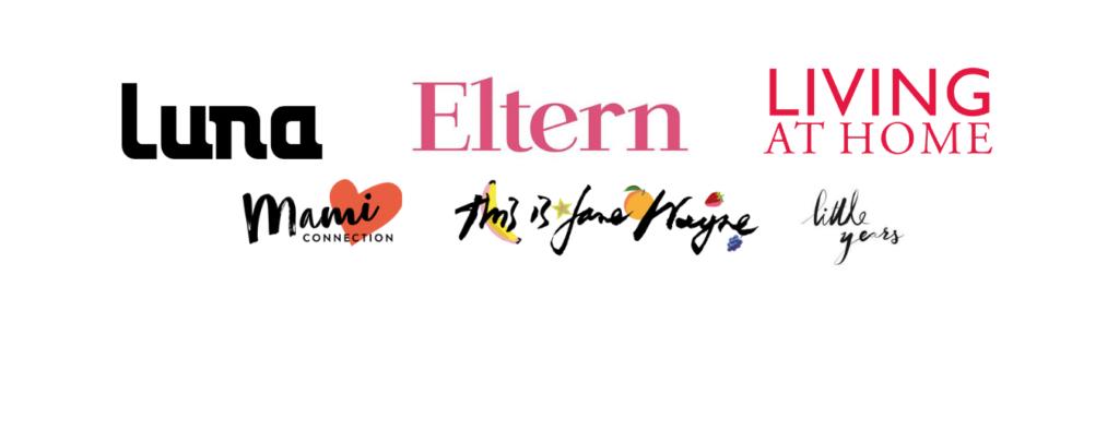 Erschienen in Presse Logos