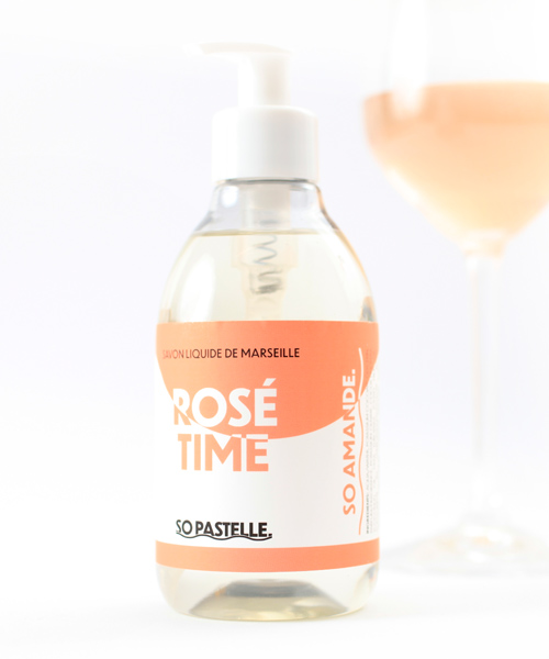 Summer Edition Seife Rosé Time So Pastelle
